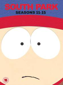 South Park: Season 11-15 Boxset DVD