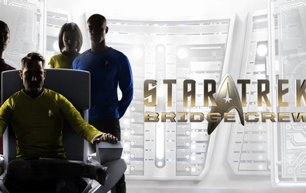 Star Trek: Bridge Crew PC / VR [Steam]