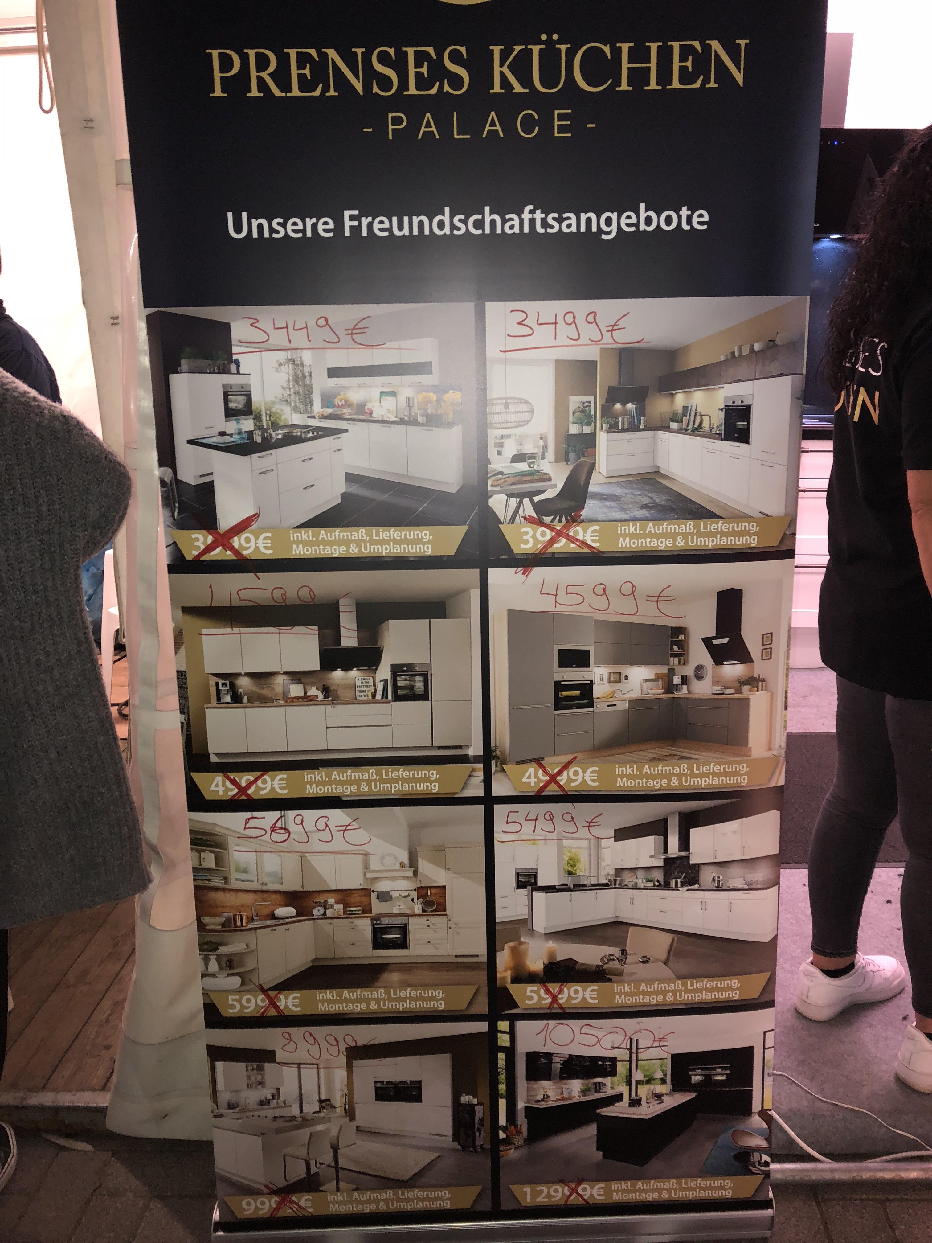 Prensess Küchen Lokal Duisburg Marxloh