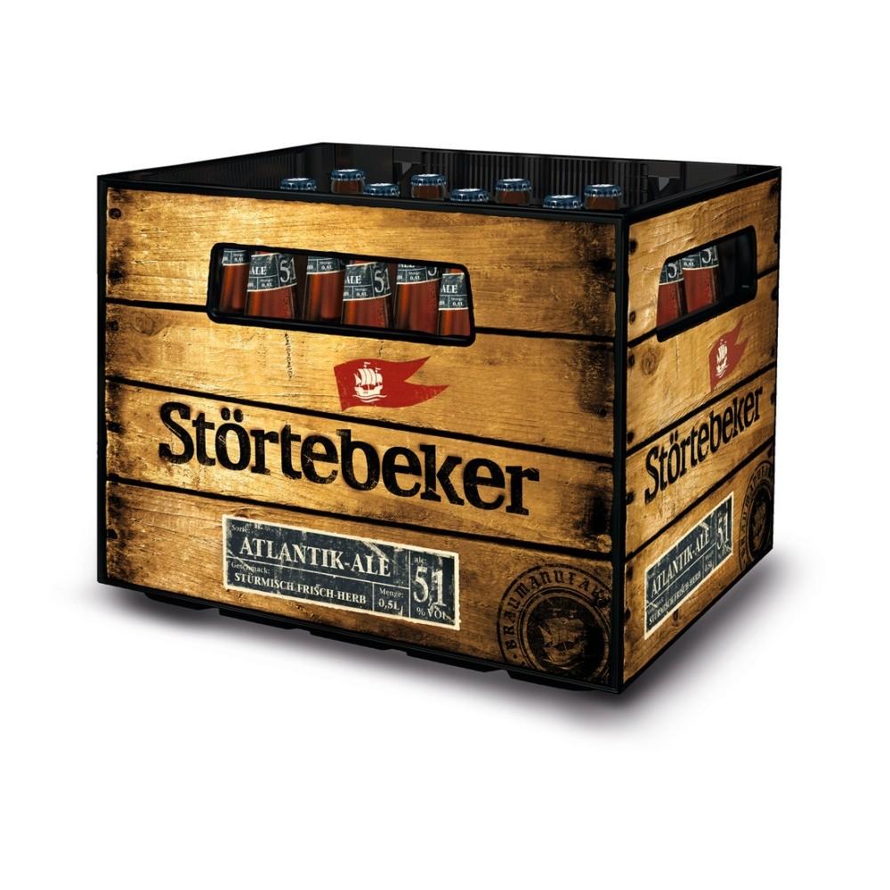 2000 Flaschen Störtebeker Atlantik-Ale für 818 Euro und Pfand zurück [eff. 0,329 je Flasche]