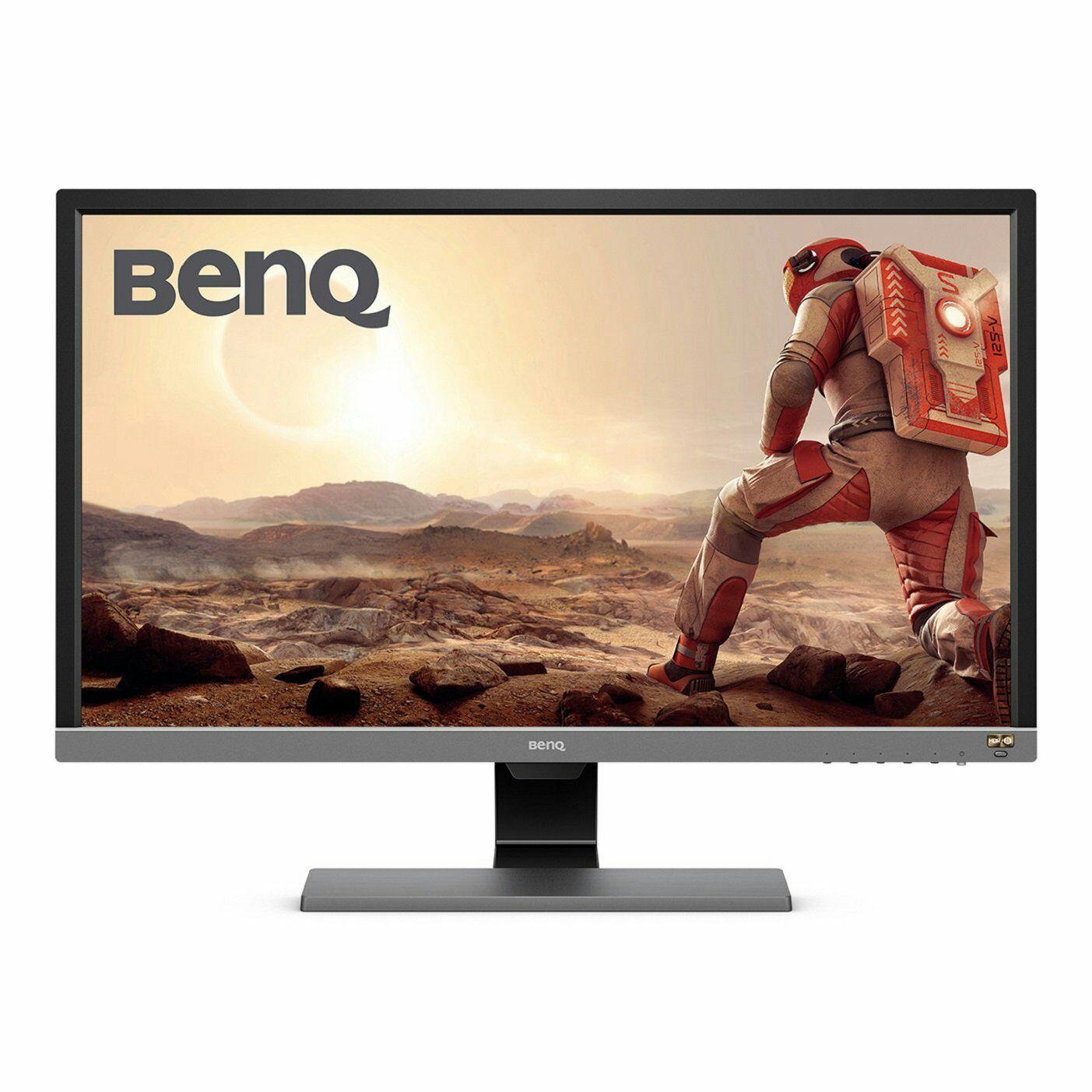 "Monitor 28"" BenQ EL2870U - 4K UHD, FreeSync, 1ms, HDR 10, Eye-Care, DisplayPort (Amazon.es)"