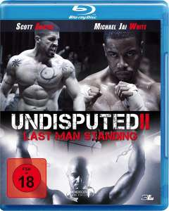 Undisputed 2: Last Man Standing | Uncut Blu-ray | 4,99€ [Amazon.de + Müller]