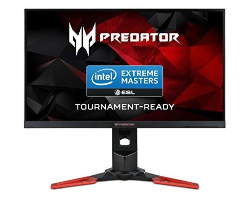 "[Amazon.co.uk] Acer Predator XB271HKbmiprz, 27"" Zoll, UHD (3840x2160), IPS-Panel , NVIDIA G-Sync, 4ms, 10bit Farbtiefe, Blaulichtfilter, Höhenverstellung, integrierte Lautsprecher"