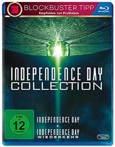 [Amazon Prime] Independence Day Collection - Box Set - Teil 1 + 2 - Blu-ray -