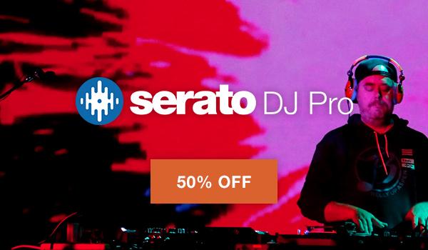 Serato DJ Pro - DJ Software für 58,91€ (50% günstiger)
