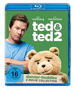 Ted 1 & 2 Box (Blu-ray) für 8,97€ (Amazon Prime)