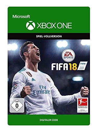 FIFA 18 (Xbox One) für 7,53€ (Xbox Store AR VPN)
