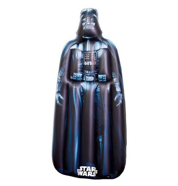 """(Galeria-Kaufhof) Star Wars Luftmatratze """"Darth Vader"""" oder """"Stormtrooper"""" für 14,39 EUR (plus 15-fach Punkte Payback)"""