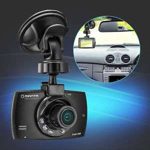 Dashcam KFZ Car DVR Autokamera Full HD 1080p