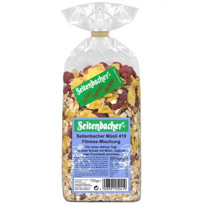 [Seitenbacher.de] 5€ Rabatt bei MBW 25€. (Müsli, Cerealien, Superfood...)