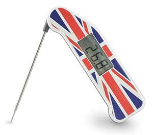 Superfast Thermapen 3 im Union Jack Design - zum Bestpreis (Amazon)