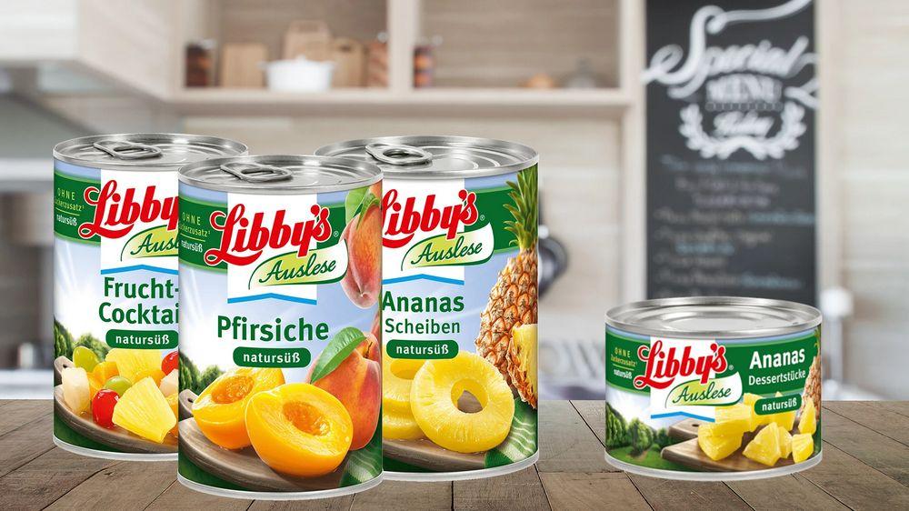0,40€ Cashback auf Libby's Obstkonserven [Marktguru App]