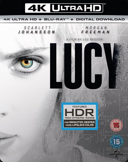 Battleship (4K UHD + Blu-ray) und Lucy (4K UHD + Blu-ray + UV Copy) für je 10,30€ (Zoom.co.uk)
