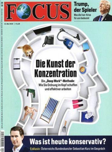 Focus Print Abo 1 Jahr gratis und selbstkündigend (Abo24)