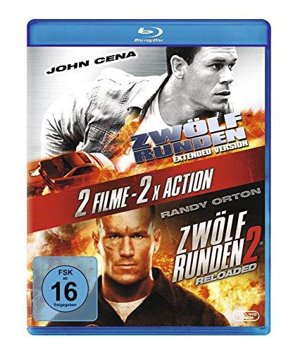 (Amazon Prime) Zwölf Runden 1 + 2 (Blu-Ray) für 5,94 EUR