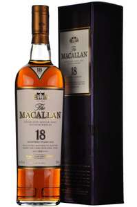 Macallan 18 Years Old Sherry Oak 2016 Edition (Single Malt Whisky)