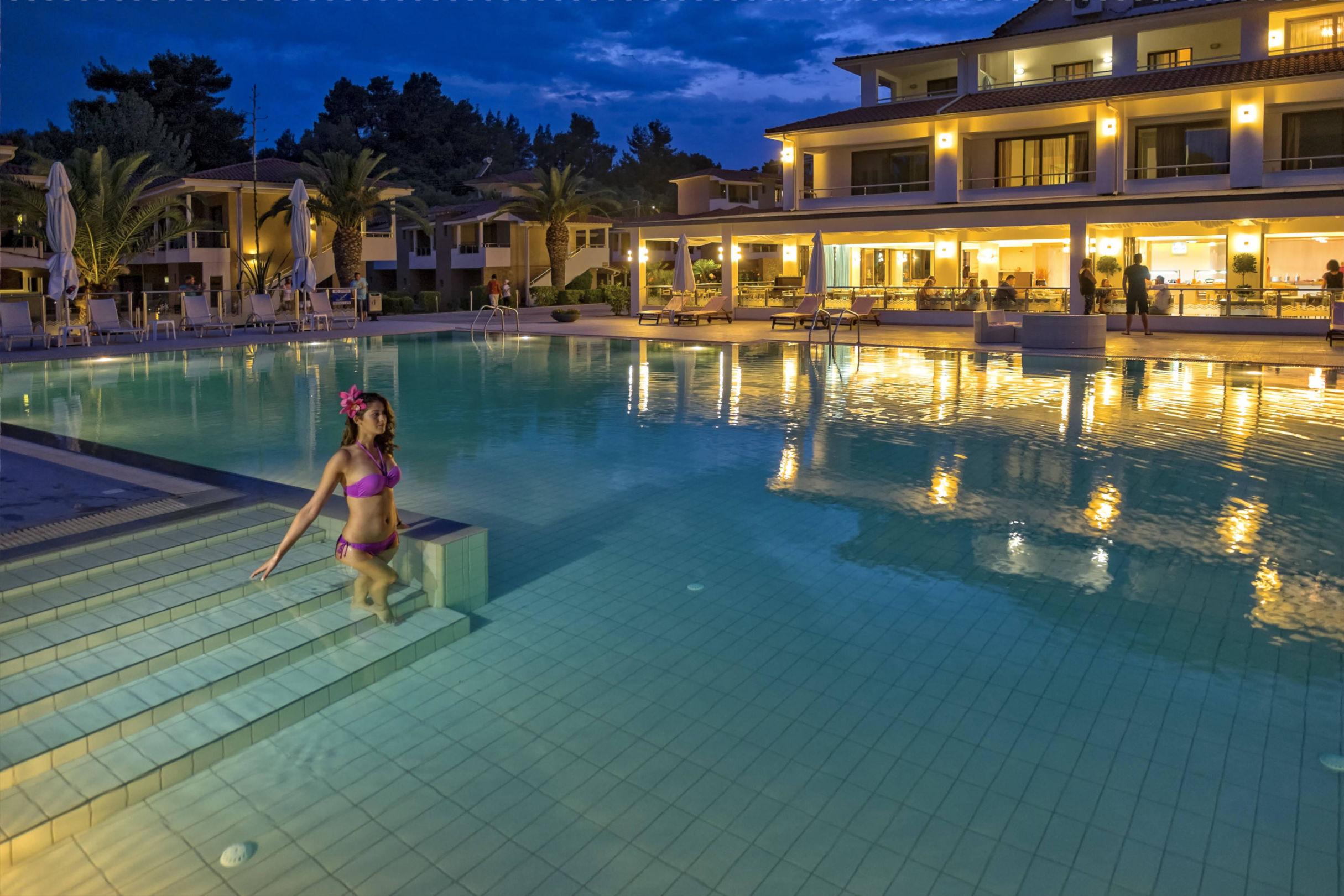 Griechenland - Chalkidiki: Eine Woche im 4* Hotel inkl. Flug, Transfer und Halbpension ab 394€