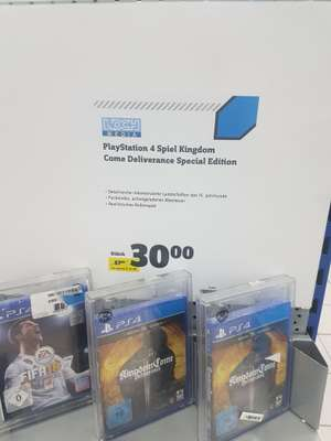 [Lokal Conrad Mannheim] Kingdom Come Deliverance Special Edition für Playstation PS4