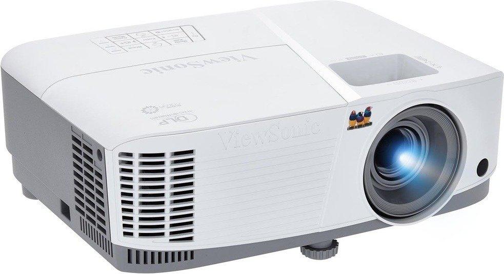 WM-ready? ViewSonic PA503W - 3D-Beamer mit WXGA Auflösung für 299,99€ - (DLP, 3.600 ANSI Lumen, HDMI, 2 Watt Lautsprecher, 1.1x optischer Zoom)
