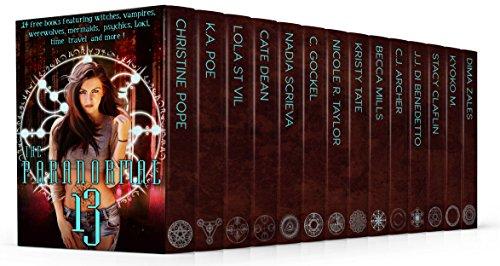 The Paranormal 13 (13x eBooks) kostenlos (Amazon)