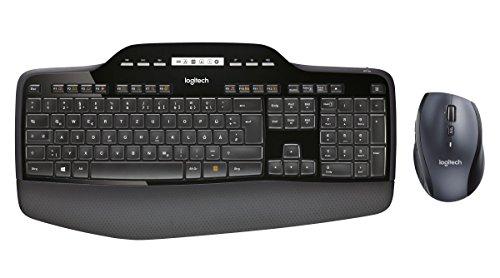 [Amazon.de/MediaMarkt] Logitech MK710 Wireless Desktop Combo Tastatur und Maus (QWERTZ, deutsches Tastaturlayout)