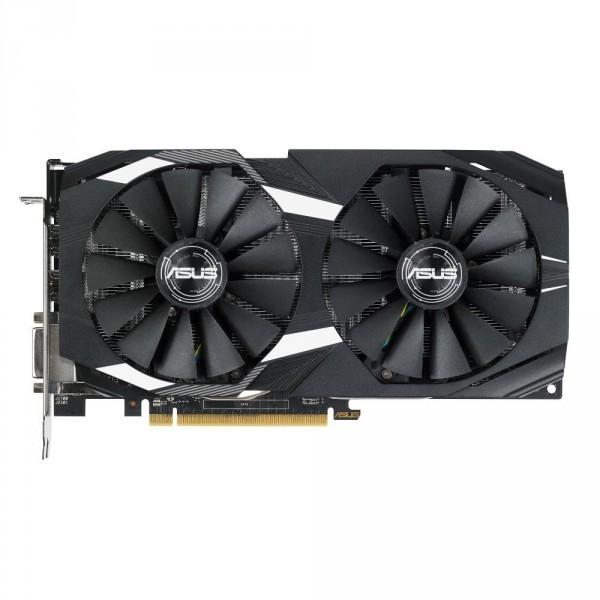 ASUS DUAL Radeon RX 580 04G 4GB PCIe 3.0 x16 Grafikkarte bei Comtech