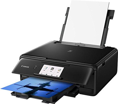 Canon TS8150 Multifunktionsdrucker (Scanner/Kopierer), A4, Duplex, 6 Einzelpatronen, Bestpreis UND 30€ Cashback