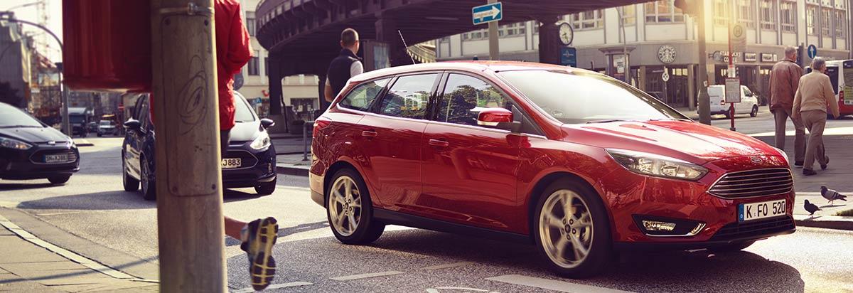 Ford Focus 1.0 EcoBoost (125PS) für 144 € / Monat mit 40.000km p.a. - Raum Nürnberg