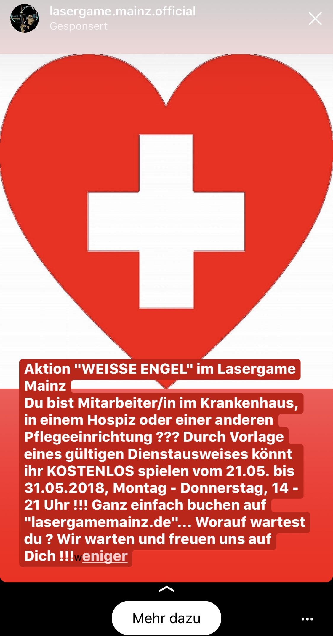 Lasergame Mainz (Lokal)