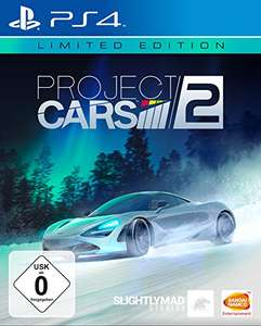 Project Cars 2 Limited Edition (PS4) für 29,99€ & Project CARS 2 Collector's Edition (Xbox One & PS4) für je 59,99€ (Amazon)