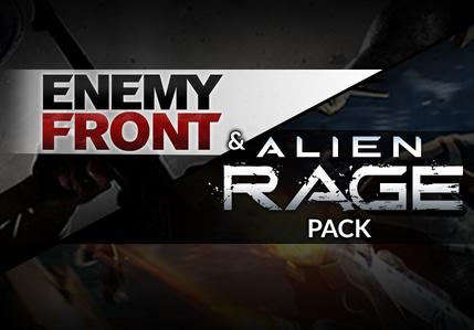 Enemy Front + Alien Rage (Steam) für 1€ (Fanatical)
