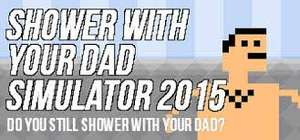 [Steam] Shower with your Dad Simulator 2015 für 0,69€ (hat Sammelkarten)