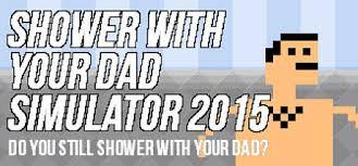 [Steam] Shower with your Dad Simulator 2015 für 0,69€ (hat Sammelkarten)