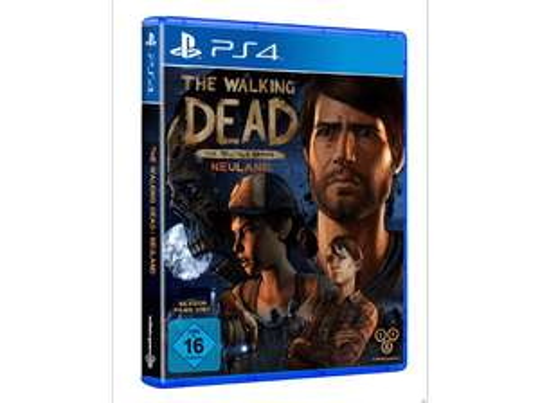 [Mediamarkt] The Walking Dead Season 3 - The Telltale Series [PlayStation 4] für 19,-€