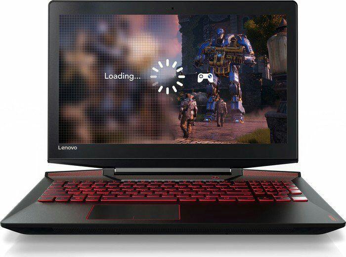 "Notebook 15.6"" Lenovo Legion Y720- Full HD IPS, i5-7300HQ, RAM 8 GB, 1 TB, SSD PCIe 256 GB, GTX 1060 6 GB, Thunderbolt 3 (Lenovo)"