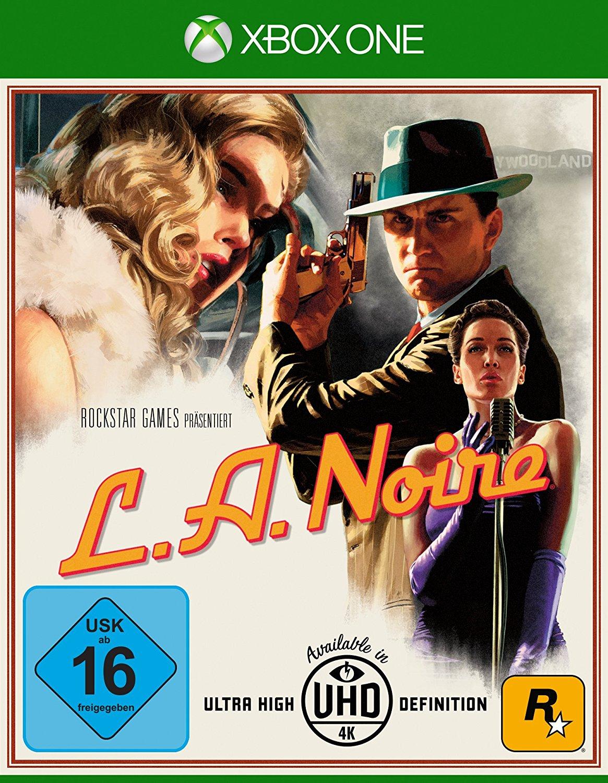 L.A. Noire (Xbox One & PS4) für je 14,99€ versandkostenfrei (Saturn & Amazon Prime)