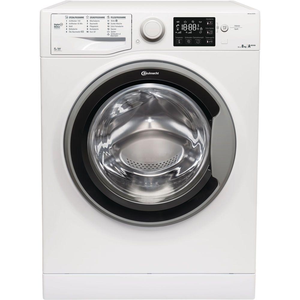 Bauknecht.de Fanbonus 50 Euro Cashback auf Waschmaschinen, Kühlschränke, Backöfen... (+6 Monate gratis Waschmittel)