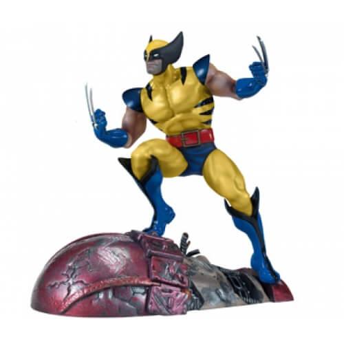 """MARVEL Wolverine """"Polar Lights"""" Modell-Bausatz inkl. Versand [Zavvi]"""