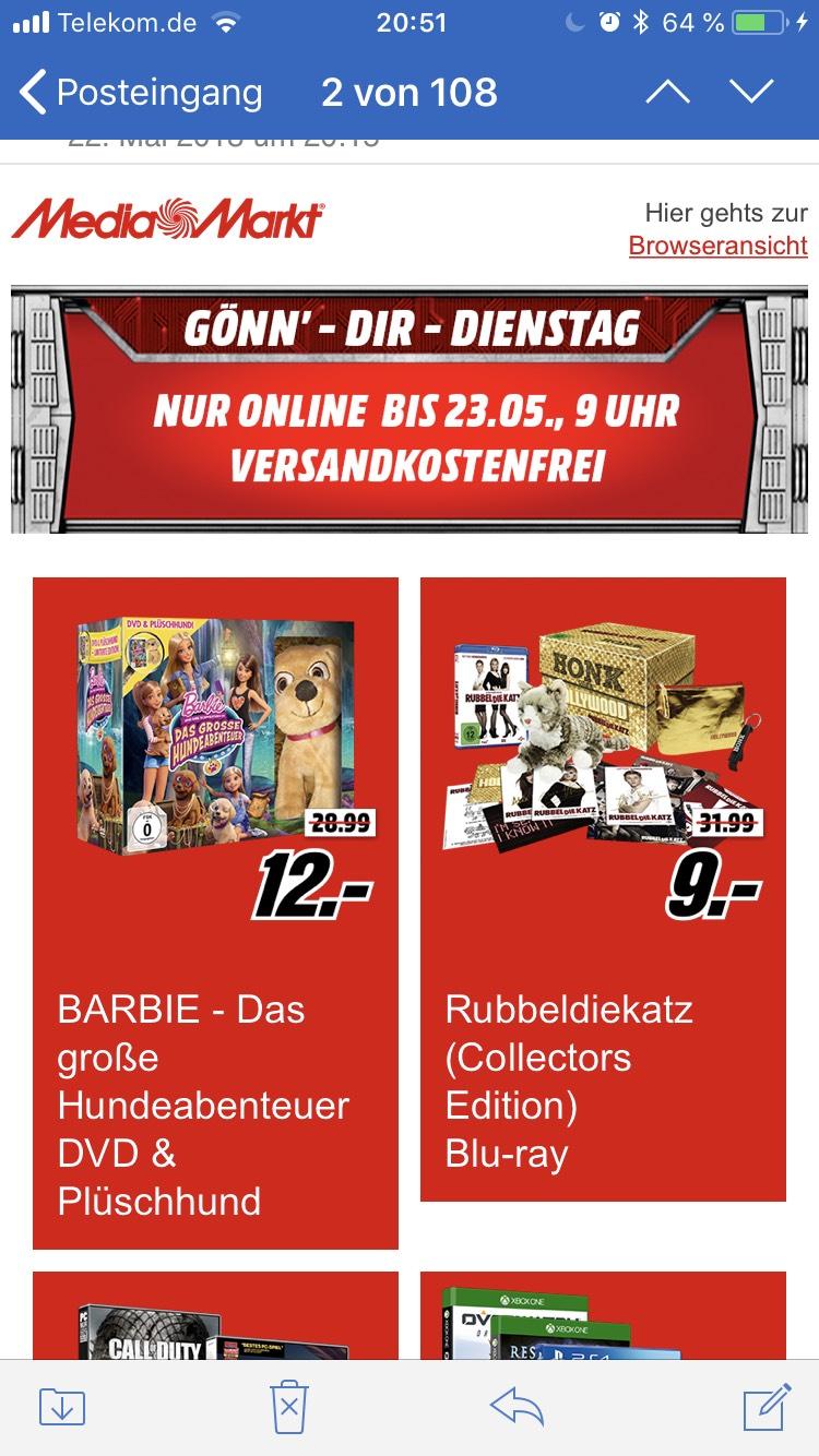 Barbie Und Ihre Schwestern In: Das Große Hundeabenteuer [DVD]