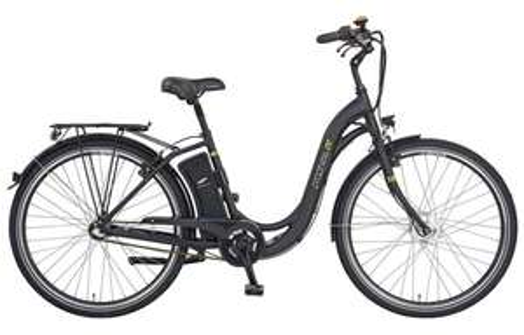 """POCO Filialabholung: GENIESSER e8.3 PROPHETE E-Bike Alu-City 28"""""""