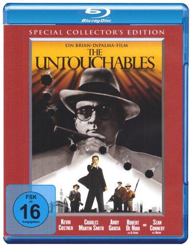 The Untouchables - Die Unbestechlichen Special Collector's Edition (Blu-ray) für 5,55€ (Amazon Prime & Dodax)