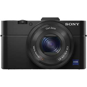 Amazon UK: Sony Cyber-shot DSC-RX100M2 schwarz (Certified Refurbished)