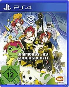 Digimon Story: Cybersleuth (PS4) (Amazon Prime)