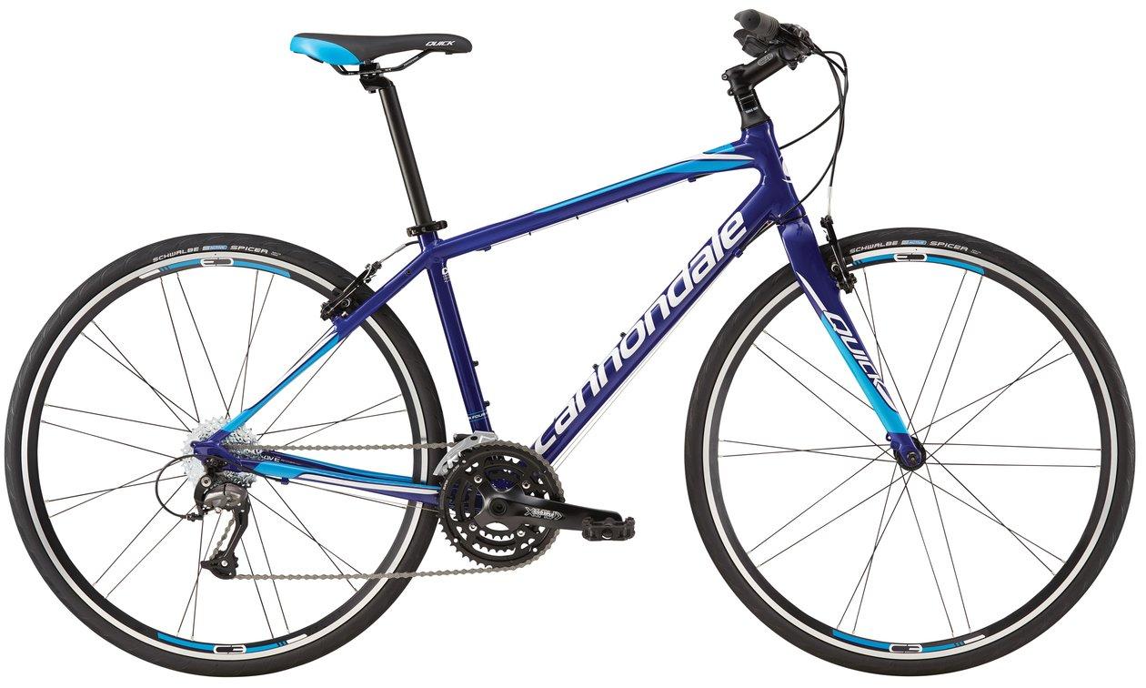 Cannondale Quick 4 - 2016 Bike Größe XL und XXL
