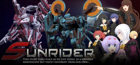 Sunrider: Mask of  Arcadius - Kostenloser Mix aus Strategie und Visual Novel auf GOG