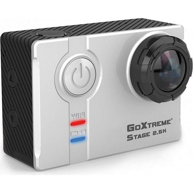 ( Tages Deal bei Plus.de ) GoXtreme Stage 2.5K Ultra HD Action Cam