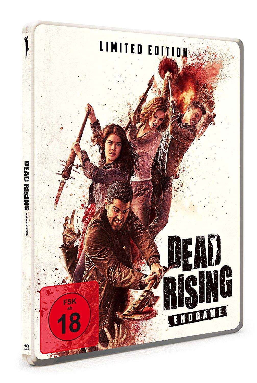 (Müller) Dead Rising - Endgame - Uncut/Steelbook [LE] Blu-Ray für 4,99 EUR