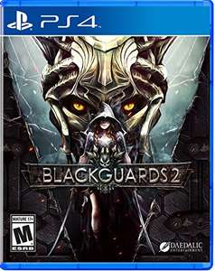 Das Schwarze Auge: Blackguards 2 (PS4) 13,03€ (Amazon US)