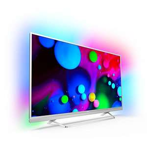 [Amazon] Philips 49PUS6482/12 123cm (49 Zoll) LED-Fernseher (Ultra-HD, Smart TV, Android, Ambilight) [Energieklasse A]