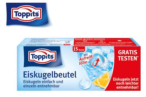 [GzG] Toppits Eiskugelbeutel gratis testen [2. Aktion via scondoo direkt]